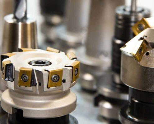 CNC - Fräsköpfe für CNC-Fräser